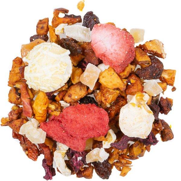 Erdbeer Popcorn mild natürlich